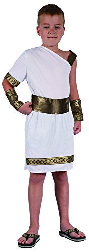 Costume romano bambino 10/12 anni (140/152)