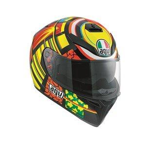 AGV K3SV Rossi elementos réplica casco de moto