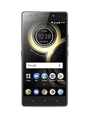 (CERTIFIED REFURBISHED) LENOVO K8 (Venom Black)