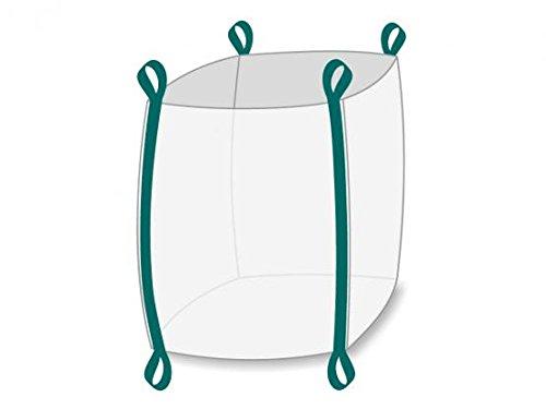 Enviro Steine Big Bag 90 x 90 x 90 cm, 2 Bodenschlaufen, SWL 1. 250 kg