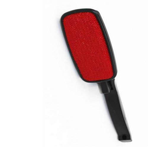 Oulensy Kleidung Sticky Haar-Bürsten-Trocken-Elektro Staub-Mantel-Bürste kann es drehen, um Kleidung Kleidung Tuch-Reinigung Lint Staubpinsel - 10-zoll-haar-bürste