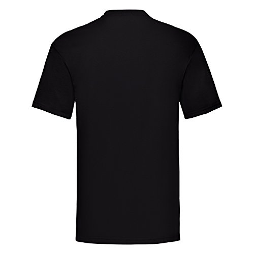 Reality Glitch Herren Cobra Kai T-Shirt Schwarz