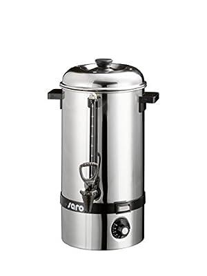 Saro 317-Modèle 2010vin chaud et eau chaude Bouilloire Hot Drink Mini, 10L, 2500W