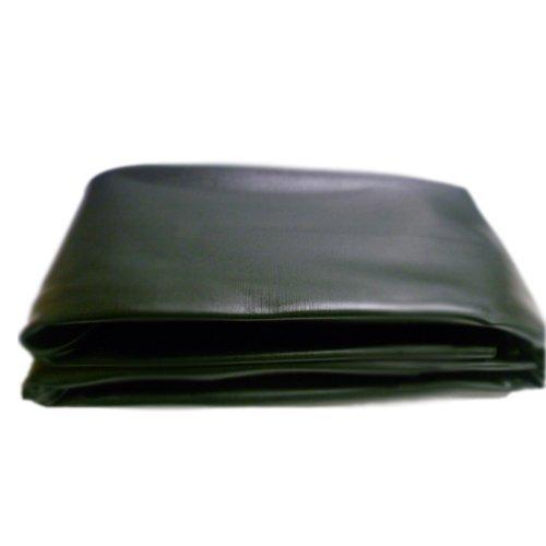 Teichfolie PVC 6m x 8m 0,5mm schwarz Folie für den Gartenteich