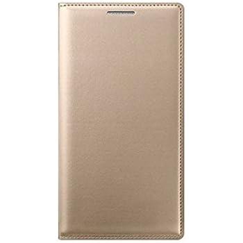FABUCARE Flip Cover for Xiaomi Redmi 4 Flip Cover Case - Gold