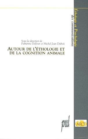 Autour de l'éthologie de de la cognition animale par Fabienne Delfour