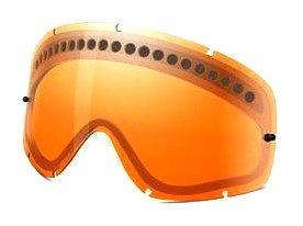 Oakley MX Lexan Lens O Frame/Pro Frame Dual Persimmon