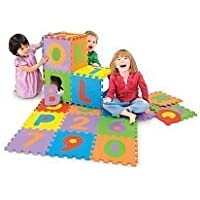 Imaginarium Alphabet & Numbers Foam Puzzle Mat - 36-Piece by Toys ...