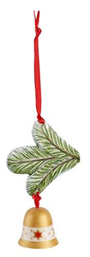 """Preisvergleich Produktbild Villeroy & Boch """"Fir AST mit Glocke My Weihnachtsbaum Ornament"""