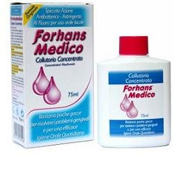 Forhans Medico Concentrato Collutorio 75