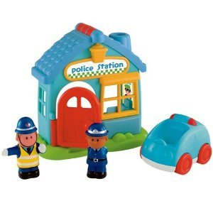 Image of Early Learning Centre ELC HappyLand Police Station