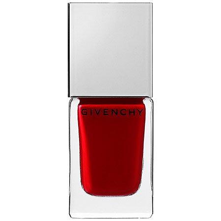 Givenchy Make-up Nägel Le Vernis Nr. 7 Grenat Initié 10 ml