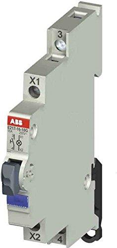 ABB Stotz S&J Leuchttaster E217-16-01D grün System pro M compact Taster für Reiheneinbau 7612270939107 -