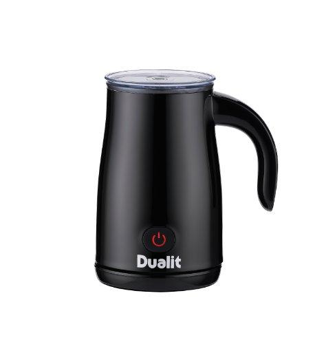 Dualit - 84155 - Mousseur à lait automatique, Noir