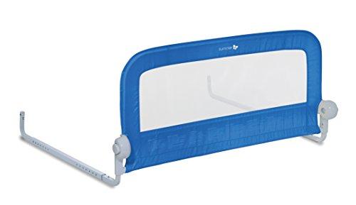 Kinder-doppel-bett-box (Summer Infant Doppel Bettgitter zum Herunterklappen, Blau)