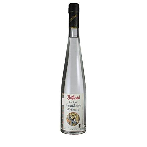 Distillerie Artisanale Bertrand Framboise d`Alsace in Schmuckdose Tradition 0.50 Liter