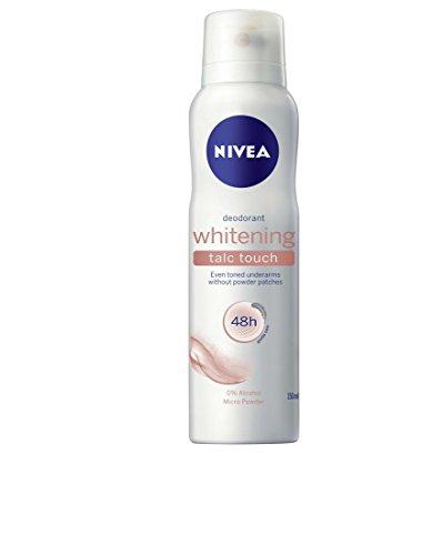 NIVEA Whitening Talc Touch Deodorant 150ml