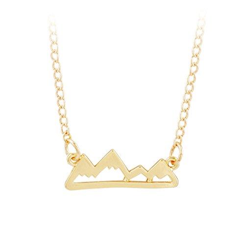 jane-stone-gold-tone-metall-mountain-form-bar-latzchen-halskette-fashion-einfache-schmuck-fur-frauen