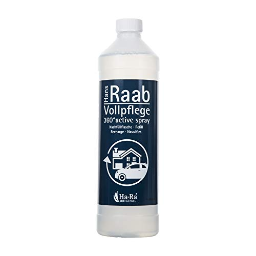 Original Ha-Ra Vollpflege 360° Active Spray, 1Liter Nachfüllflasche, NEUHEIT