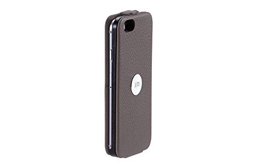 Just Mobile SpinCase für Apple iPhone 6 mit Stand grau