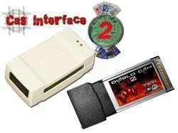 Cas Interface 2 Plus USB + Diablo CAM WiFi 2,5