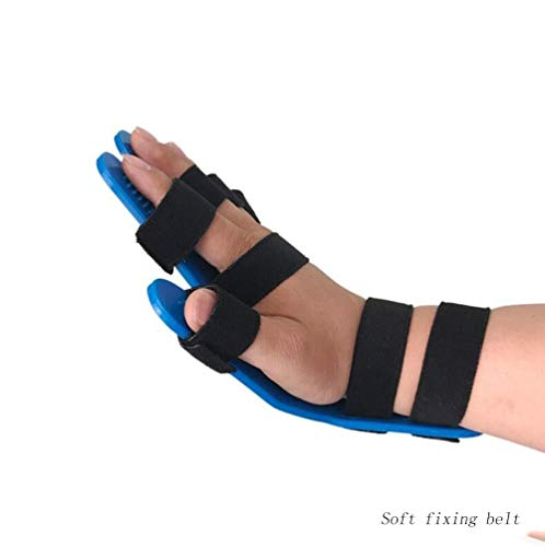 Hand Handgelenk Orthese Separates Gerät Separates Gerät Flex Spasmus Extension Board Finne Schiene, Rehabilitation Trainingsgeräte, Risingmed Fingerboard Trainingsgerät Für Apoplexie Hemiplegie Schlaganfall.,Righthandsoftstrap