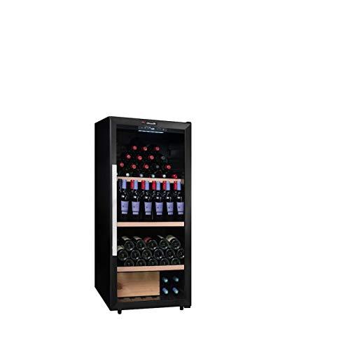 Climadiff - Cave à vins polyvalente multi-température 160 bouteilles