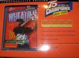 wheaties-tiger-woods-24k-gold-signature-mini-box-collectible-75-years-of-champions-commemorative-edi
