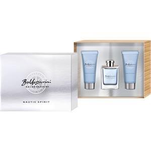 Baldessarini Naut Spirit homme/men, Geschenkpaket (Eau de Toilette Spray, 50 ml plus 2x Shower Gel 50 ml), 1er Pack (1 x 150 ml)