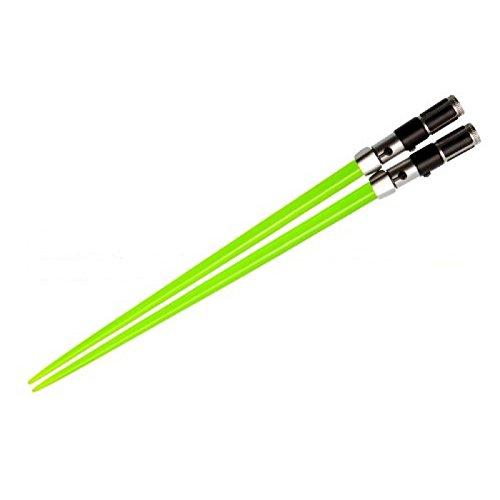 Foto Crazy Luke Bacchette Sushi Star Wars Yoda