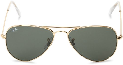 Ray-Ban Sonnenbrille AVIATOR SMALL METAL (RB 3044) L0207