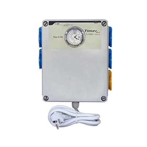 GSE TIMER BOX II 4X600W + CHAUFFAGE