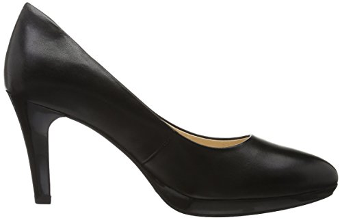 Caprice Damen 22414 Pumps Schwarz (BLACK NAPPA)