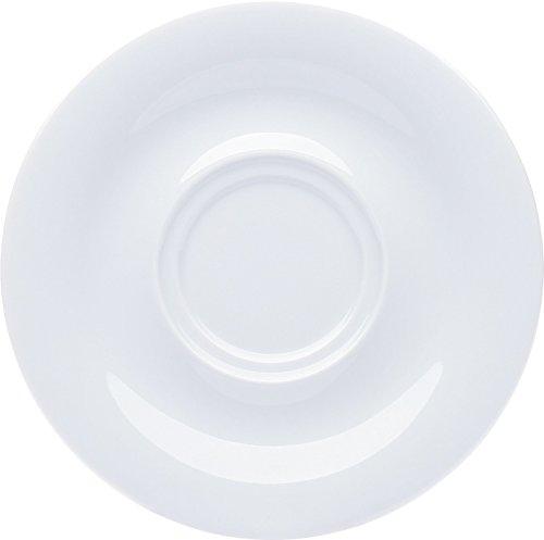 KAHLA Untertasse PRONTO, 16 cm weiß (H.Nr. 573516A90057C)
