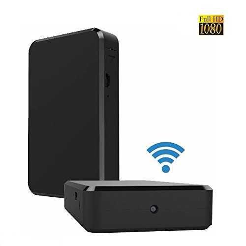 Wi-Fi Black-Box Mobile Mini telecamera Wi-Fi/Full HD
