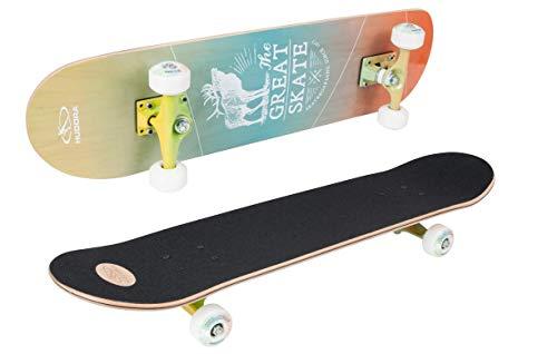 HUDORA Skateboard Inglewood ABEC 7 - Skateboarding, 12753
