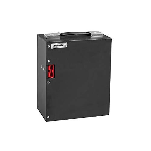 newpo Lithium-Ionen-Batterie | HxBxT 211 x 174 x 87 mm | 48 Volt | 10 Ah