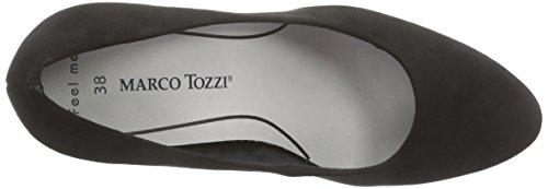 Marco Tozzi 22414, Chaussures Femme À Talon Noir (noir 001)