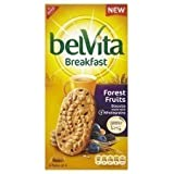 Belvita Forest Fruits Biscuits 300g X 4 Pack by N/A