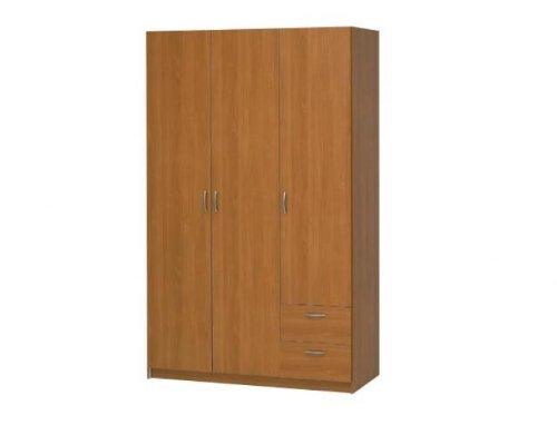armadio-3-ante-e-2-cassetti-colore-ciliegio