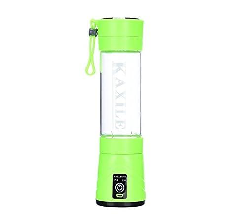 Dingsheng USB Juicer Tasse, fruits, machine à mélanger, portable Personnel Taille Eletric batterie mixeur, blender, bouteille d