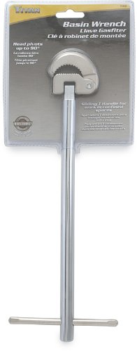 Titan Tools 1149912Zoll Standhahnmutterschlüssel–Mehrfarbig