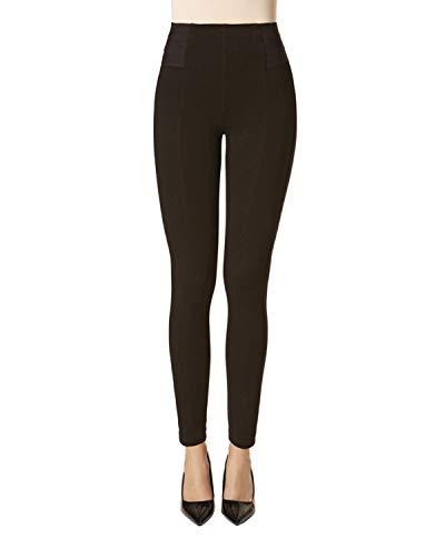 JANIRA Legging Slim Fit Milano - Negro - L
