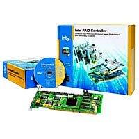 Intel SRCS16 Controller RAID PCI-64 Bit 6 x S-ATA intern 6 Devices - Intel Sata Raid