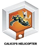 Disney Infinity Series 3 Power Disc Calico's Helikopter (ab Bolt)