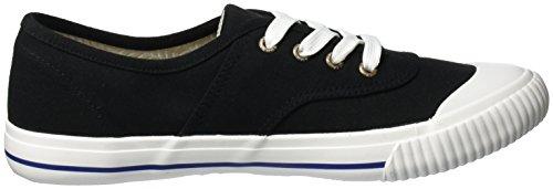 Ice Peak Frank, Sneakers Basses Homme Noir (Black)