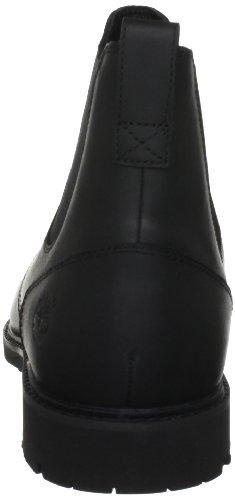 Timberland Ek Stormbucks Chelsea, Boots homme Noir (Black)