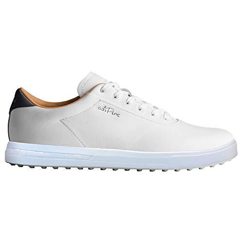 official photos ed917 ef129 Adidas Homme Adipure SP Chaussures de Golf - Blanc - Blanc, 46 23