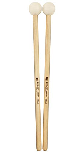 Meinl Stick & Brush Hard Drumset Mallet - Stick & Brush