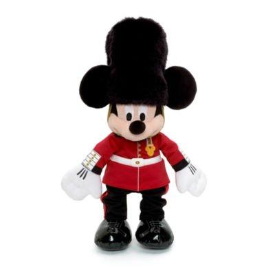 Mickey Mouse Palace Guard Medium Stofftier Buckingham Bell